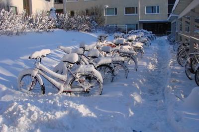 Iarna finlandeza400