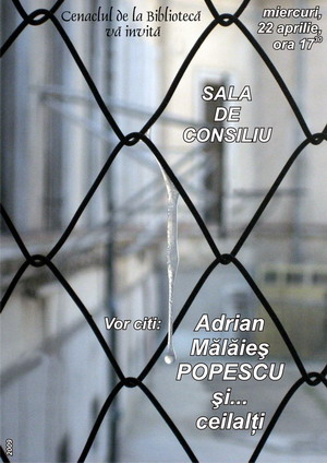 cenaclu22apr2009
